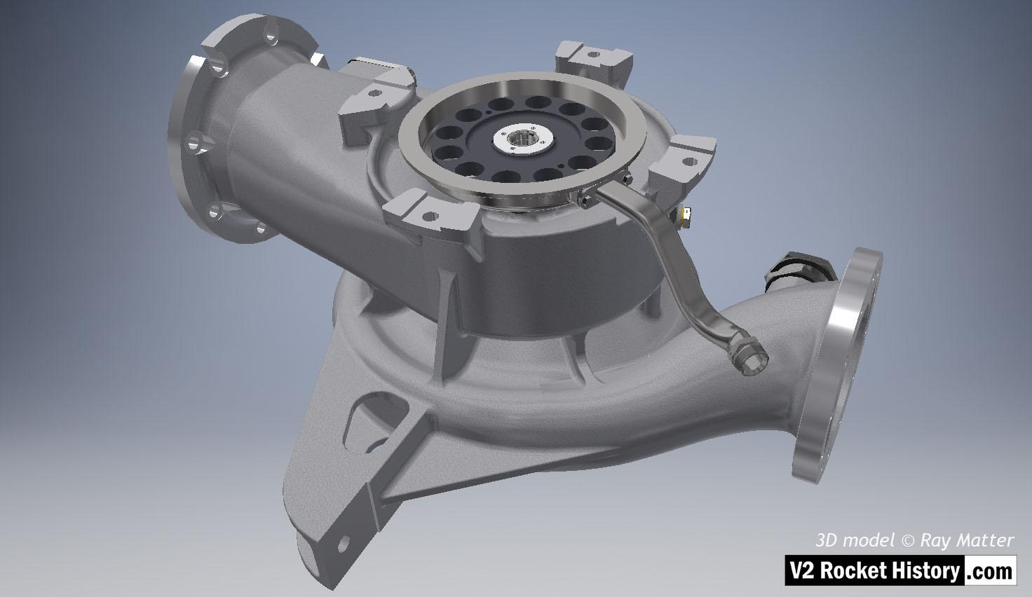 A (LOX) Pump: 3