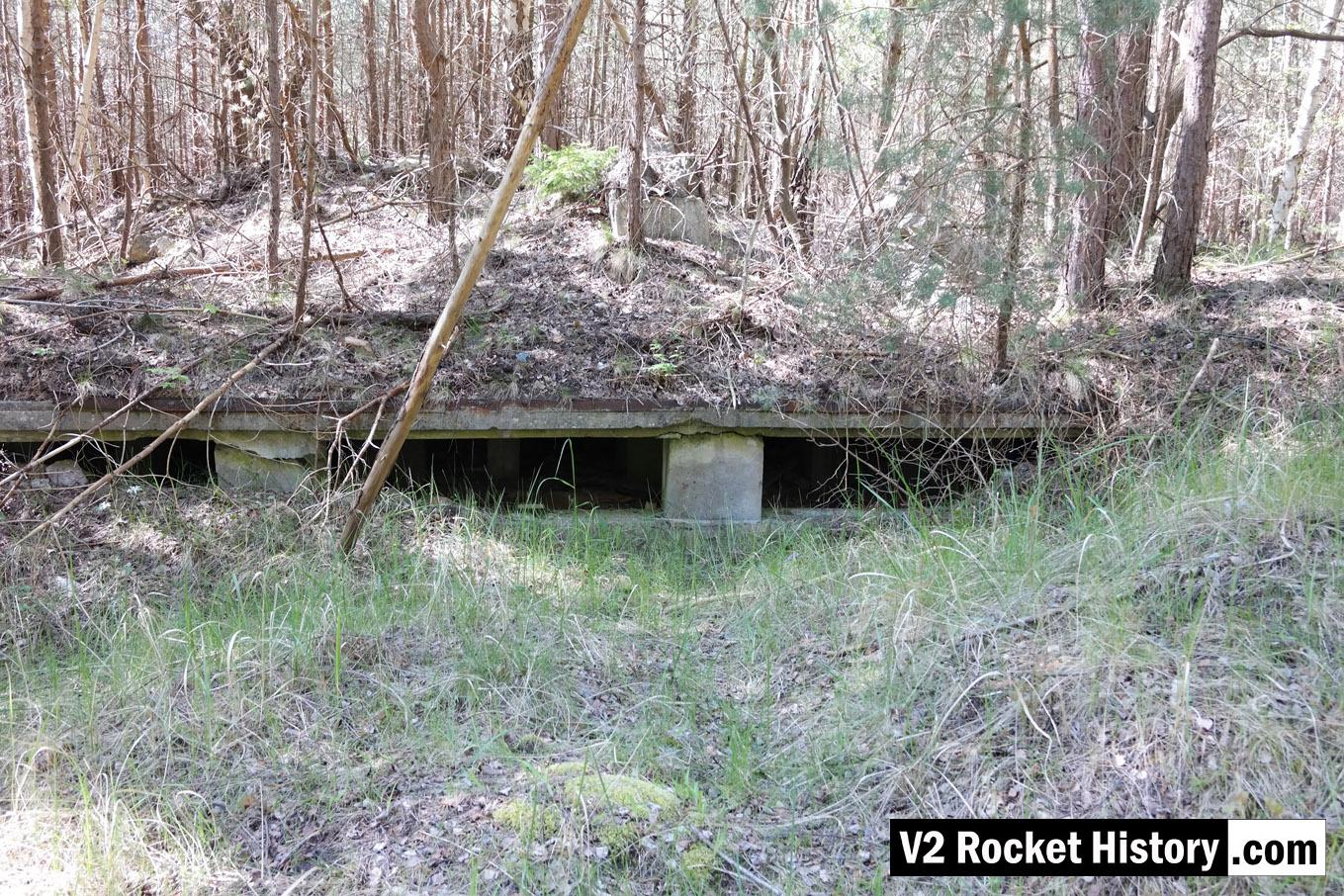 F1  V39 to V37 area below Trafo Station II